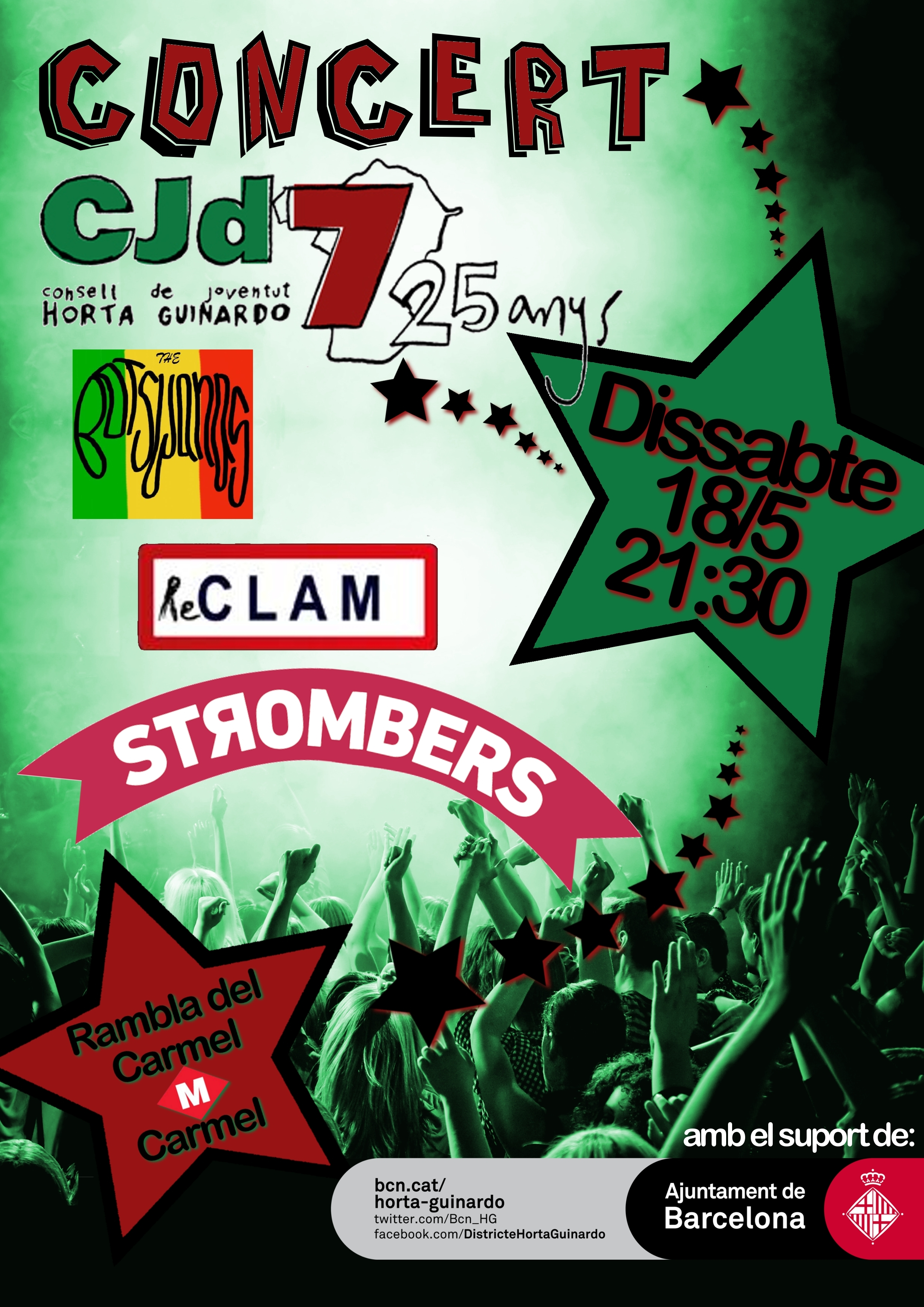 Concert CJD7